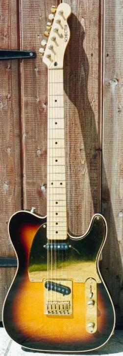 1982 Schecter Tele-style