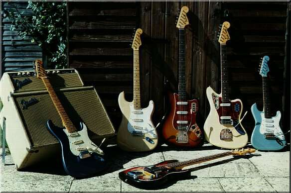 Fender family - click to return to previous page