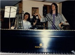 with Todd Rundgren - click to enlarge